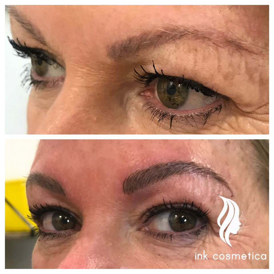 Ink Cosmetica Tattooing Melbourne | Eyebrow Miscroblading