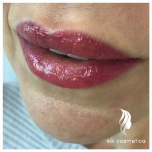 Ink Cosmetica Tattooing Melbourne | Lip Tattoo