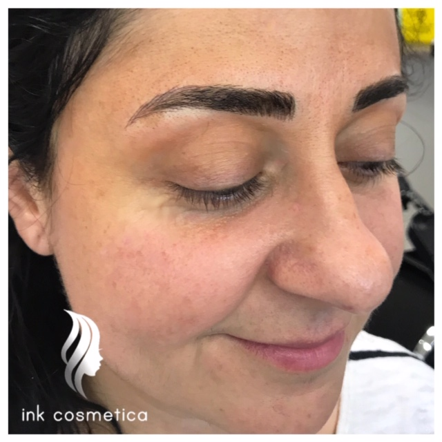 Ink Cosmetica Tattooing Melbourne | Eybrow Feathering