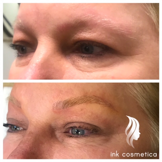 Ink Cosmetica Tattooing Melbourne | Eyebrow Microblading