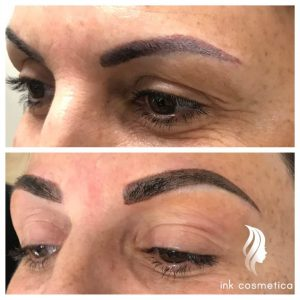 Ink Cosmetica Tattooing Melbourne | Powder Brows