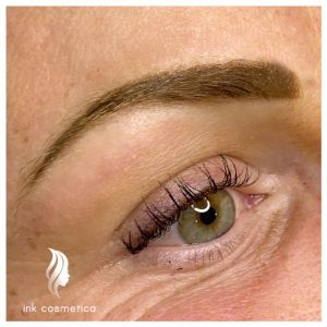 Ink Cosmetica Tattooing Melbourne|Eyebrow Feathering