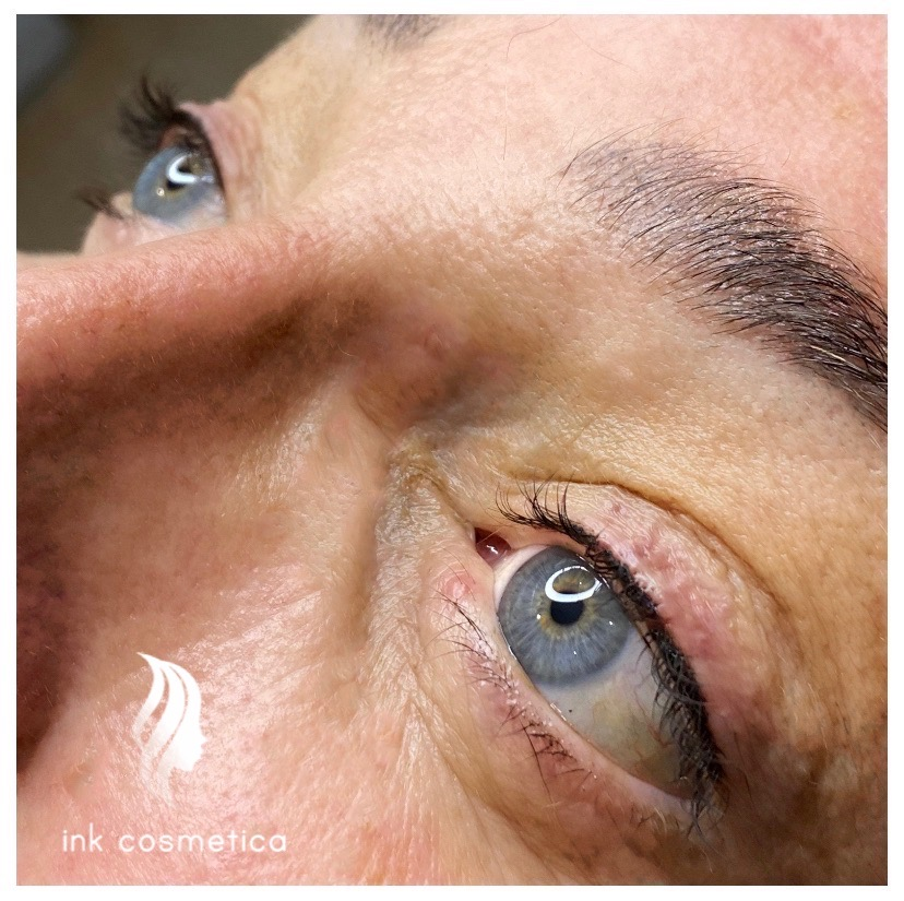 Ink Cosmetica Tattooing Melbourne | Eyeliner Tattoo