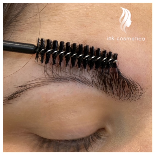 Ink Cosmetica Tattooing Melbourne | Eyebrow Feathering Healed