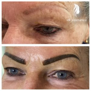 Ink Cosmetica Tattooing Melbourne|Powder Brow