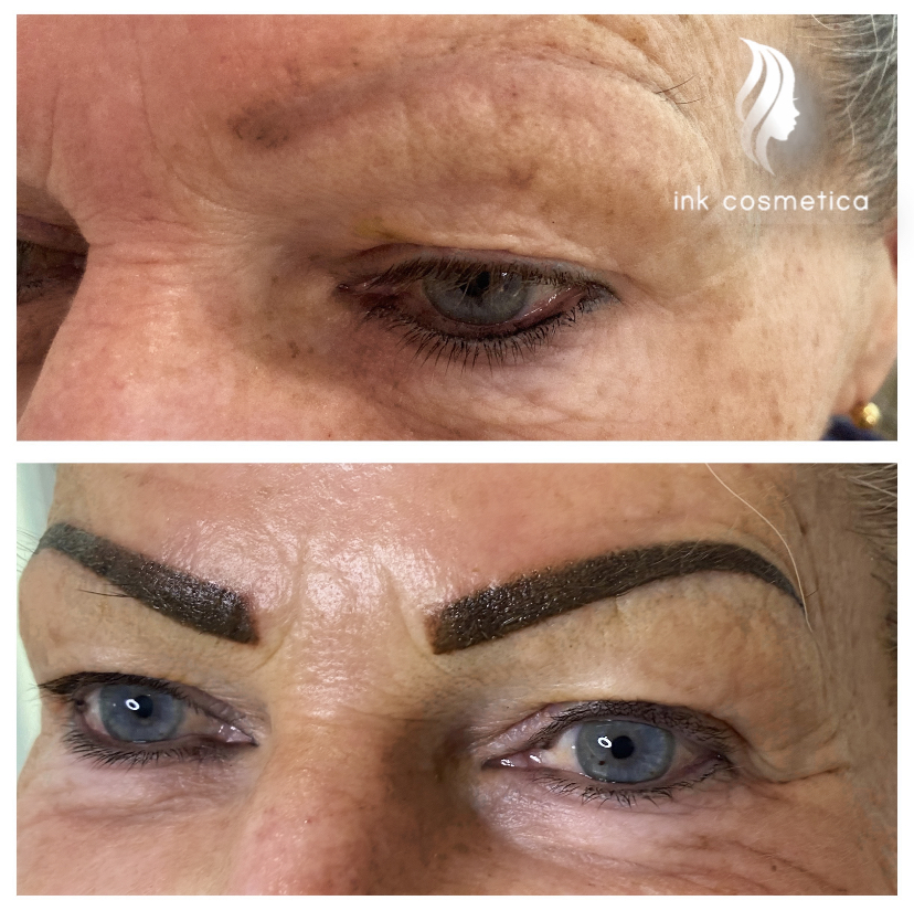 Ink Cosmetica Tattooing Melbourne | Powder Brow