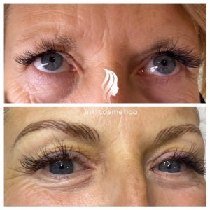 Ink Cosmetica Tattooing Melbourne   Eyebrow Feathering